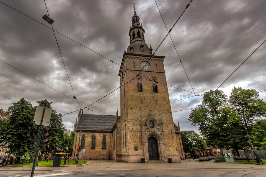 Oslo Cathedral, Norway