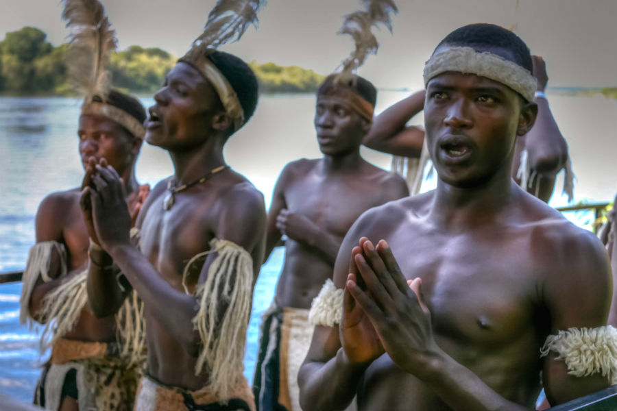 Traditional singing, Zimbabwe