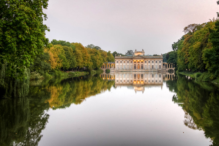 Palace on the Water, Poland